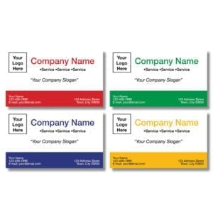 Income Tax Business Cards Sample Archives 1040 Biz Print