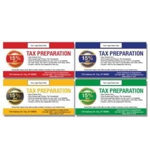 tax coupon template 02