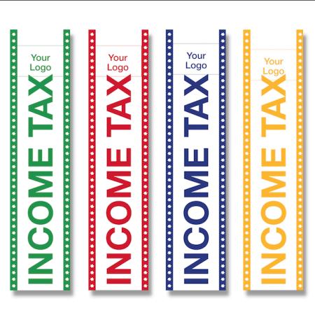 tax flag template 08