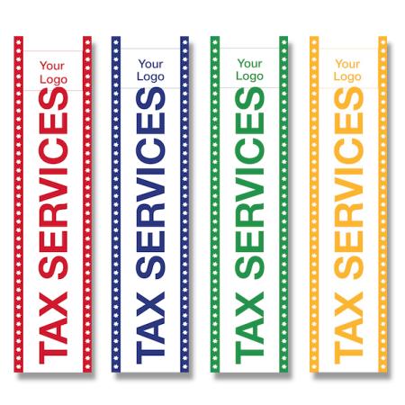 tax flag template 09