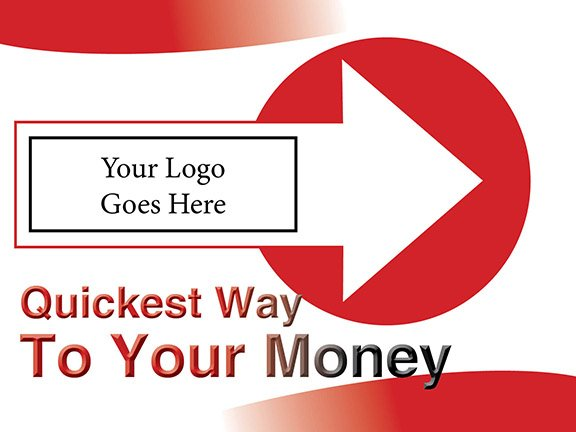 tax lawn sign template 01 red