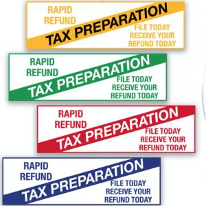 tax banner template 01