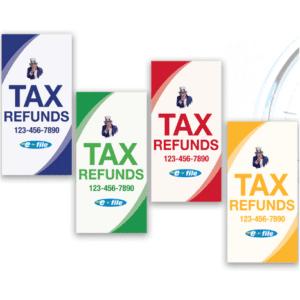 tax banner template 15